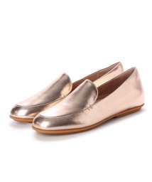 FITFLOP/フィットフロップ fitflop LENA METALLIC LOAFERS (Rose Gold)/502654130