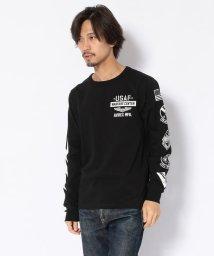 AVIREX/ライトニング クルーネック Tシャツ/LIGHTNING CREW NECK T-SHIRT/502654772