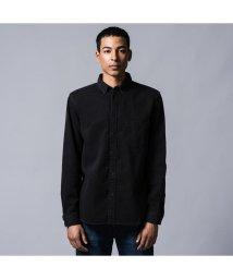 Levi's/スタンダードシャツ WASHED BLACK/502655069