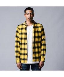 Levi's/スタンダードシャツ CHARRO BLACK/YELLOW/502655070