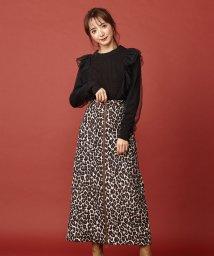 MIIA/リバーシブルAラインスカート/502655417