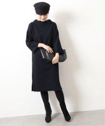 VERMEIL par iena/千鳥ツィード ワンピース◆/502655506