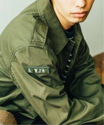 JOURNAL STANDARD relume Men's/【A.P.C. for relume / 別注アーペーセー】 VEST ARMY DUKE/502655553
