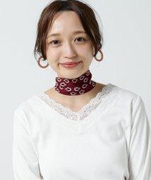 framesRayCassin/小紋柄ロングスカーフ/502656076
