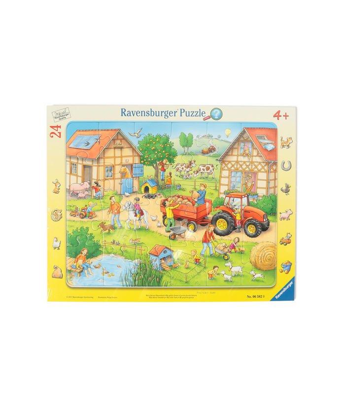 Ravensburger / 小さな農場 パズル(24ピース)