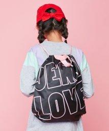 JENNI love/ビッグロゴナップサック/502623127
