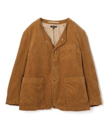 LHP/ENGINEERED GARMENTS/エンジニアードガーメンツ/No Collar Jacket - 8W Corduroy/502658488