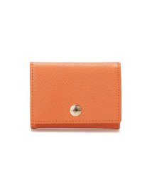 TOPKAPI/【Oggi 5月号・GINGER3月号掲載商品】角シボ型押し・三つ折りミニ財布/502660897