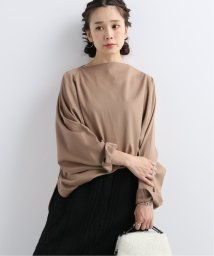 JOURNAL STANDARD/【BLACK CRANE/ブラック・クレーン】FOLDED NECK TOP:ブラウス/502663655