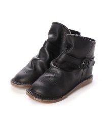 YOSUKE/ヨースケ YOSUKE キッズアイテム [直営SHOP限定モデル]本革ブーツ (ブラック)/502664071