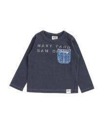 F.O.KIDS/デニムポケットTシャツ/502380556
