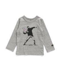 F.O.KIDS/Banksy(バンクシー) グラフィティTシャツA/502380558