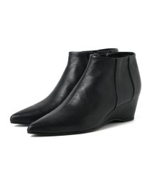 BEAMS OUTLET/RBS / レザー 切替 ブーティ/502574853