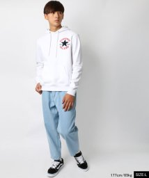 MARUKAWA/【CONVERSE】コンバース 星サガラ刺繍 裏毛 パーカー/502626064