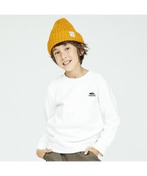 KRIFF MAYER(Kids)/あたたかロゴクルー(120~160cm)/502651846