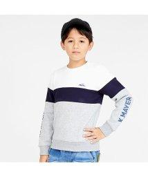 KRIFF MAYER(Kids)/切替あたたかスウェット(120~160cm)/502651847