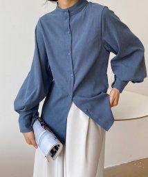 maison de LATIR/ゆったりした袖口がレトロな雰囲気のレディースシャツ/502665629