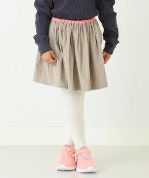 こどもビームス/mimi poupons × こども ビームス / 別注 シャツコール スカート19(92~130cm)/502665807