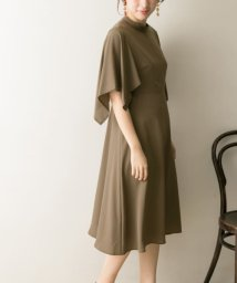 URBAN RESEARCH/COUTURE MAISON 配色ステッチワンピース/502666315