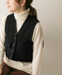 URBAN RESEARCH/TAN LAMBS VEST/502666319