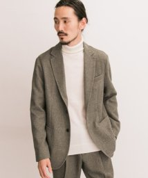 URBAN RESEARCH/URBAN RESEARCH Tailor ツイードサージジャケット/502666405