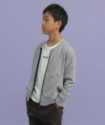 URBAN RESEARCH DOORS(Kids)/highking×DOORS 別注ボンバーヒートZIP UP(KIDS)/502666484
