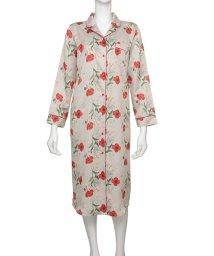 Chut! INTIMATES/【ルームウェア】 コットンサテン パジャマ ドレス [BMコラボ] (C282)/502667107