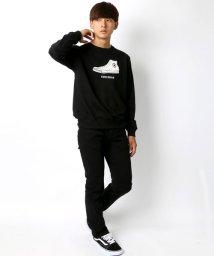 MARUKAWA/【CONVERSE】コンバース シューズサガラ刺繍 裏毛 トレーナー/502626063