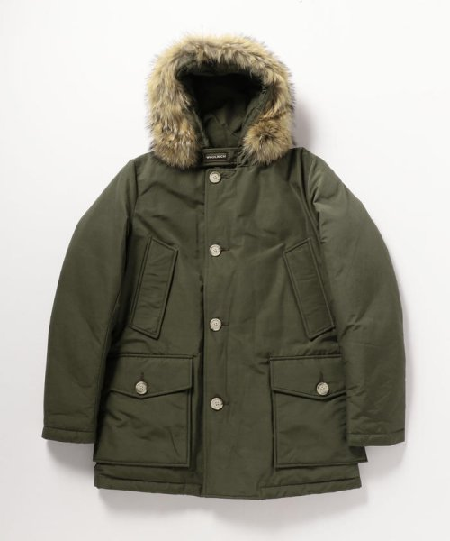 NOLLEY'S goodman(ノーリーズグッドマン)/【至極の逸品】【WOOLRICH / ウールリッチ 】 ARCTIC PARKA (WOCPS2919)/9-0648-6-58-601