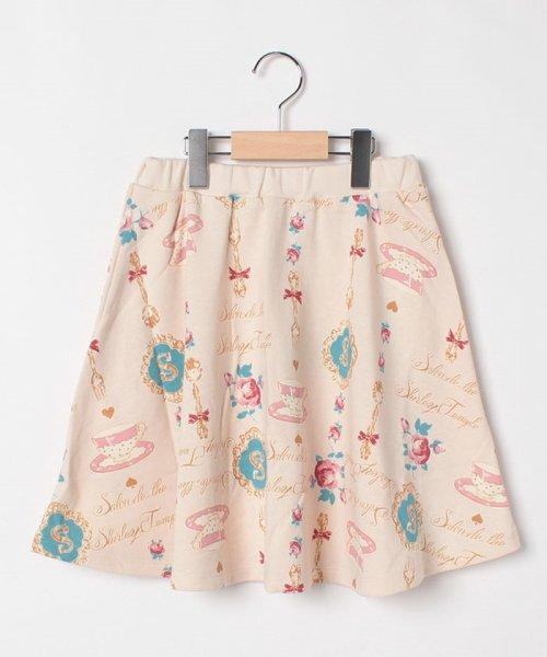 ShirleyTemple(シャーリーテンプル)/総柄スカート(150~160cm)/02922663P10800