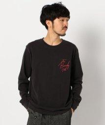 FREDYMAC/【THE BEVERLY HILLS 】ロゴ ピグメントダイロングスリーブ Tシャツ ロンT/502650645