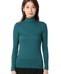 BENETTON (women)/テレコハイネックロングTシャツ・カットソー/502655313