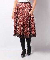 LAPINE BLANCHE/【セットアップ対応】幾何柄パネルプリント スカート/502658912