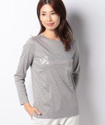 LA JOCONDE/ロングスリーブ ロゴTシャツ/502658952