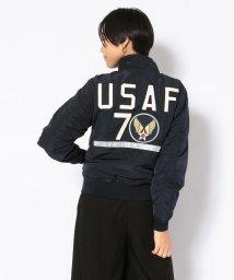 AVIREX/SH U.S.A.F. 70th ANNIVERSARY TYPE MA-1 JACKET/ アメリカ空軍70周年記念 タイプ MA-1/Womens/502667226