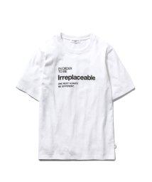 GELATO PIQUE HOMME/【GELATO PIQUE HOMME】コットンワンポイントTシャツ/502668228
