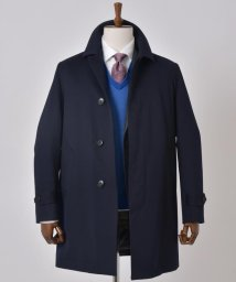 SHIPS MEN/SD: Loro Piana 【STORM SYSTEM】 ドスキン ソリッド コート/502668555
