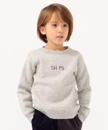 SHIPS KIDS/SHIPS KIDS:ロゴ スウェット(100~130cm)/502670048