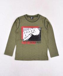 RAD CUSTOM/スラブ天竺配色ステッチTシャツ/502574686