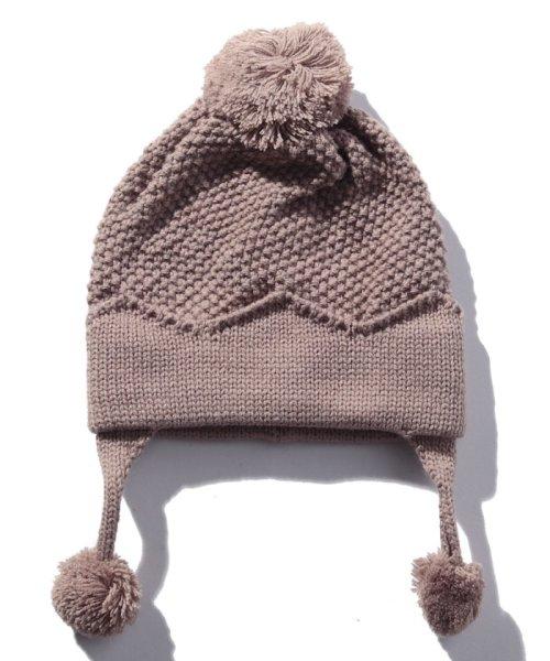 petit main(プティマイン)/BABY クラウンニット帽/9694506