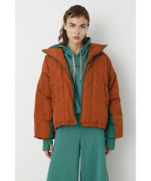 moussy/SW COLOR BLOCKED PUFFER ジャケット/502671136
