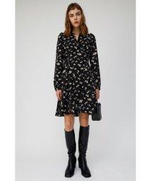 moussy/FALL FLOWER MINI ドレス/502671143