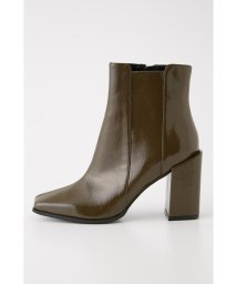SLY/EMBOSSING SHORT BOOTS/502671179