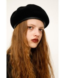 SLY/WOOL BERET/502671180