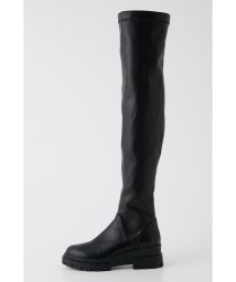 SLY/【JJ2月号掲載】SQUARE TOE KNEE HIGH BOOTS/502671204