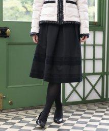 TO BE CHIC/【XSサイズ~】シャイニーグログランスカート/502454030