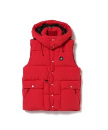 Ray BEAMS/Yeti / Nordic Down Vest/502611705