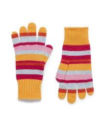 BENETTON (women)/ウールマルチボーダーニットグローブ・手袋/502663535
