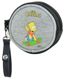 RUNNER/ザ シンプソンズ The Simpsons 丸型コインケース スケボー SMP スウェット /502673646