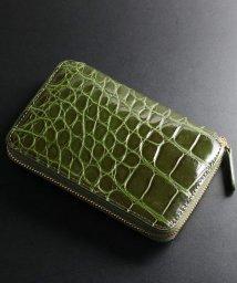 sankyoshokai/クロコダイルレザーミニ財布シャイニング/502673928